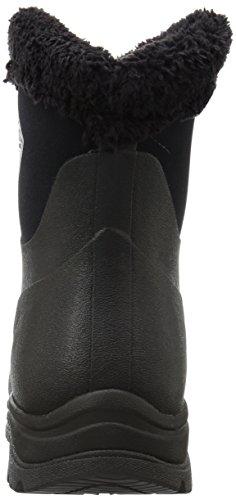 Schwarz Damen Charcoal Muck Apres Gummistiefel Black Arctic Boots wprXqxnXz