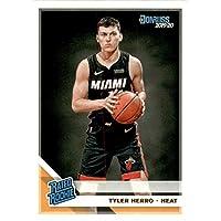 $28 » 2019-20 Panini Donruss - Tyler Herro - Rated Rookie - Miami Heat NBA Basketball Rookie Card - RC Card #212