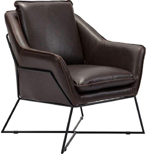 Zuo Modern 100726 Lincoln Lounge Chair, 29.9