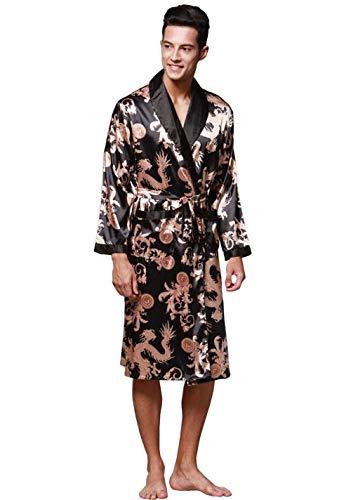 Ragazzi Camicia Abbigliamento Uomo Autunno Casual Da Accappatoio Notte E Pajama 102 Classiche vqrwFvpOx