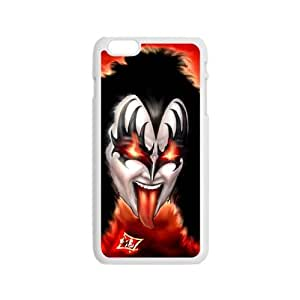 SevenArc? Phone Cover iPhone 5 5s Case rock and heavy metal Band Kiss Paul Stanley