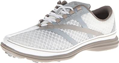 Callaway Golf 2014 Ladies Solaire SE Golf Shoes ,White/Silver,5 M US