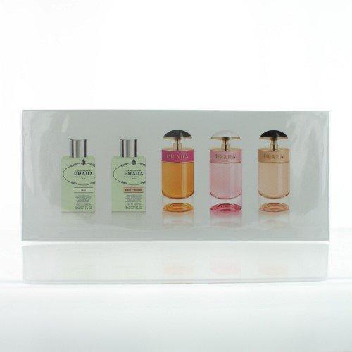 Prada The Miniatures Collection Fragrance Set, 5 - Inc Prada