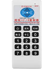 Handheld 125KHZ/250KHZ/375KHZ/500KHZ/13.56MHZ RFID IC/ID Card Reader Writer Copier Duplicator, Supports ISO 14443 Type A and B