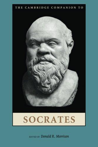 The Cambridge Companion to Socrates (Cambridge Companions to Philosophy)