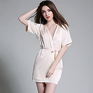 Xing Han Ropa De Dormir Pijama Mujer Camisón De Seda De Hielo Sling  Cabestro Lencería De 5185677a1133