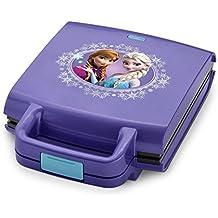 Disney DFR-4 Frozen Sisters Waffles on a Stick Maker, Lavender