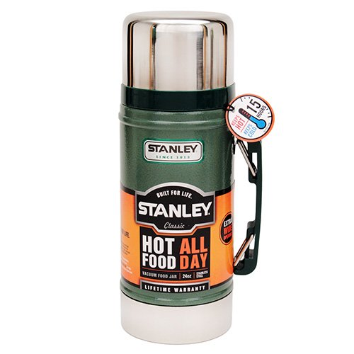 (Stanley Classic Thermos 10-01229-001 24 Oz Wide Mouth Bottle)
