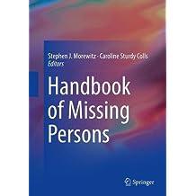 Handbook of Missing Persons