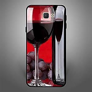 samsung Galaxy J5 Prime Red wine