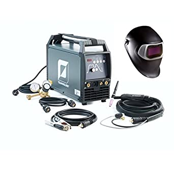 Team Welder TIG 180 AC/DC Wig Soldador inverter Set: Amazon.es: Industria, empresas y ciencia