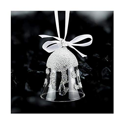 XIANGBAN Crystal Bells Christmas Ornaments Crystal Home Festive Jewelry ()