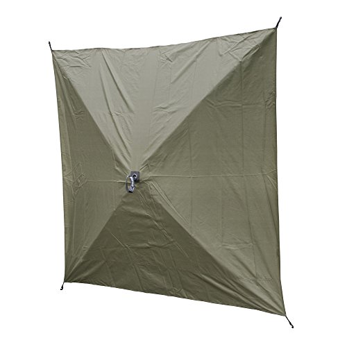 Clam 9896 Wind Panels Green