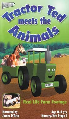Tractor Ted Meets The Animals