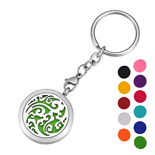 HOUSWEETY Aromatherapy Essential Diffuser Chain