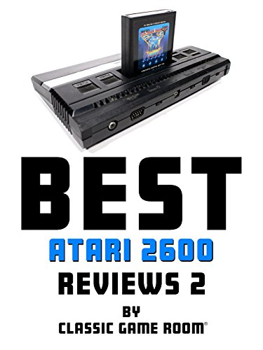 Best Atari 2600 Reviews 2 by Classic Game Room