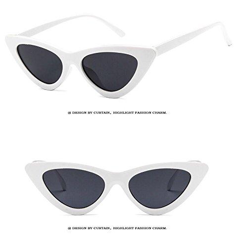3 Sunglasses zhenghao Xue Triangular C Eye c Cat 2 xB88qIfw