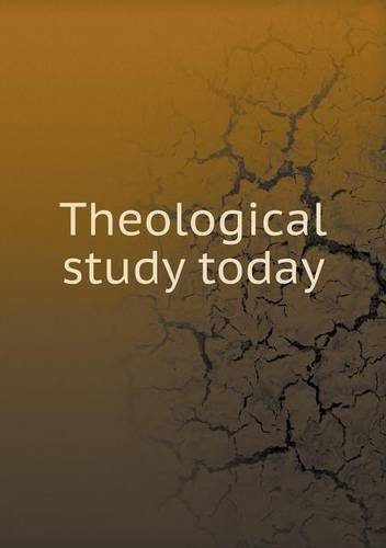 Download Theological study today pdf epub