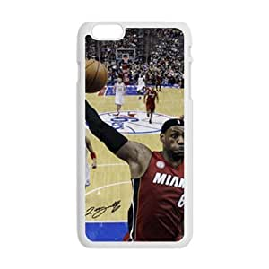 Basketball player Cell Phone Case for Iphone 6 Plus by supermalls