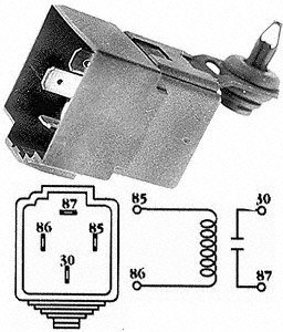 Standard Motor Products RY119 Relay