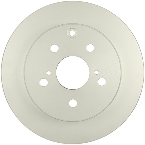 (Bosch 50011316 QuietCast Premium Disc Brake Rotor For 2010-12 Lexus HS250h; 2006-15 Toyota RAV4,)