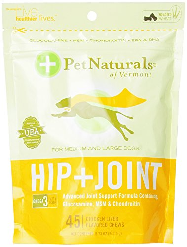 Pet Naturals Hip + Joint