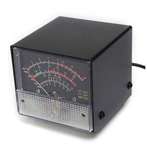 Northbear Practical Original External S Meter SWR Power Meter For Yaesu FT-857 FT-897