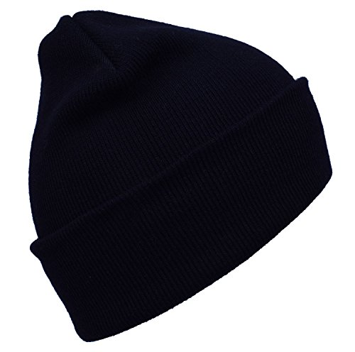 Daily Solid Beanie Fit Head Perfect Stretchy & Soft