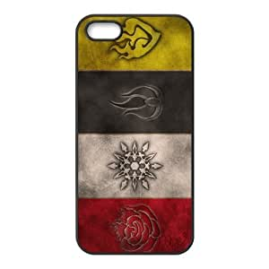 Custom RWBY Four Colors Cartoon Apple Iphone 5 and 5s Hard Case Cover phone Cases Covers