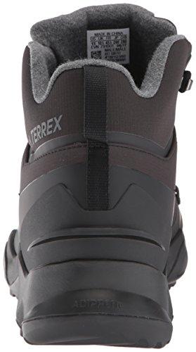 Adidas Outdoor Para Hombre Terrex Fastshell Mid Cw Cp Calzado Para Caminar Core Black / Core Black / Grey Five