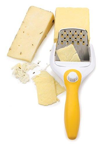 RSVP Endurance Adjustable Cheese Slicer and Grater