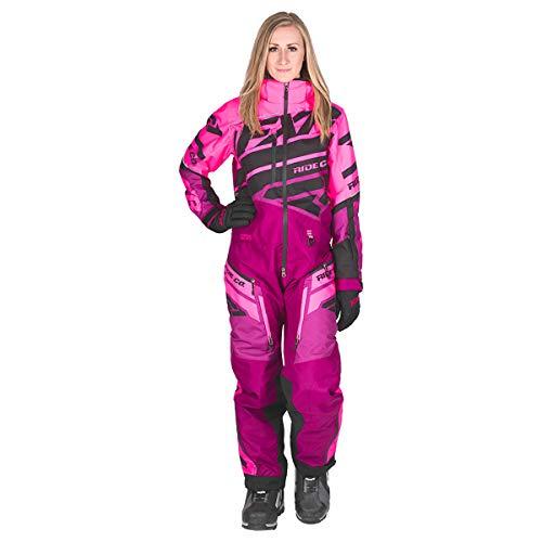 FXR Boost Lite Women's Monosuit - Electric Pink/Wineberry - SML (6)