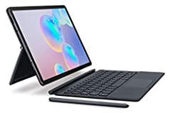 Imagine a more personal PC experience—without a PC. Meet the Galaxy Tab S6, the ultra-slim 2-in-1 that performs like a laptop with the mobility of a tablet. Get more done as you switch seamlessly from app to app, task to task. Go all out with...