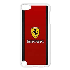 Diy Phone Cover Ferrari for Ipod Touch 5 WEW930399