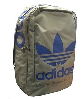 fc3f7082984 ... Adidas Originals Linear Backpack Grey Colour 100% authentic 769fb e220f  ...