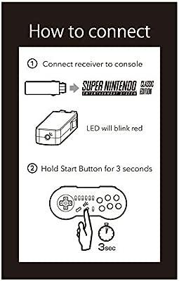 Hori Wireless Fighting Commander Gamepad Nintendo NES ...