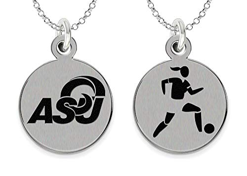 Angelo State Rams Soccer Charm and -