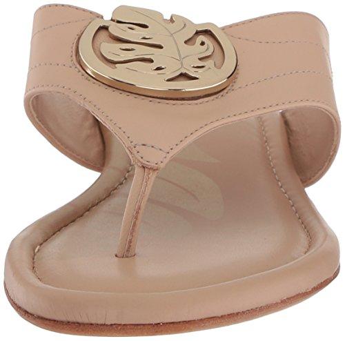 Destalonado Bahama Zapato Mujeres Tommy Talla Nude z6qwW