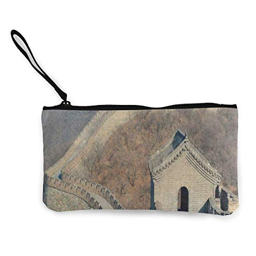 Canvas Coin Purse Chinese...