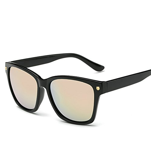 Freckles Mark Oversized Mirrored Sunglasses product image