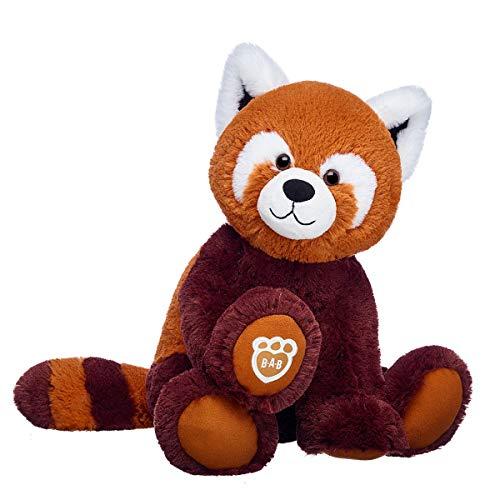 Build A Bear Workshop Online Exclusive Red Panda