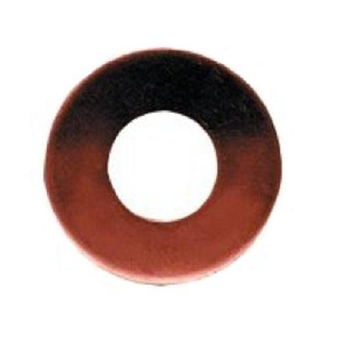 Bronze Flat Washer, Plain Finish, 5/16'' Hole Size, 0.34'' ID, 7/8'' OD, 0.065'' Nominal Thickness (Pack of 25) by Small Parts