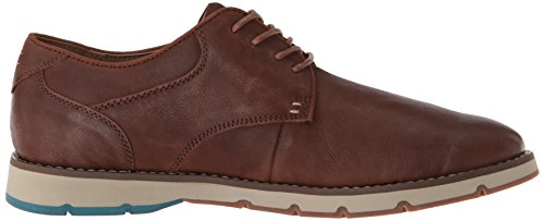 Hush Puppies Mens Titan Oxford Pelle Marrone
