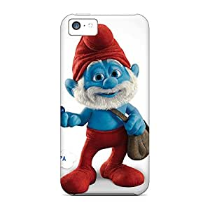 iphone 5 / 5s Covers phone skins High Grade covers the smurfs papa hd