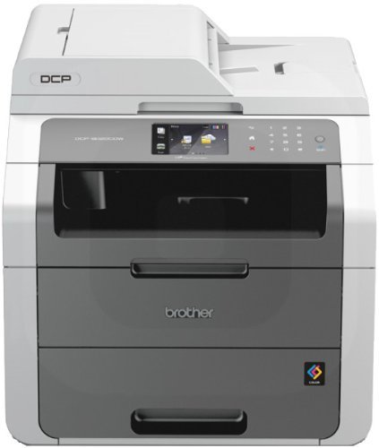 Brother DCP-9020CDW Colour Laser Printer | Wireless & PC Connected | Print,...