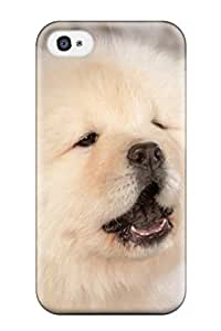 Fashion Protective Chow Chow Dog Case Cover For Iphone 4/4s