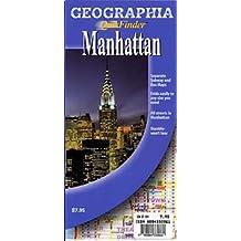 Geographia QuikFinder: New York City - Manhattan