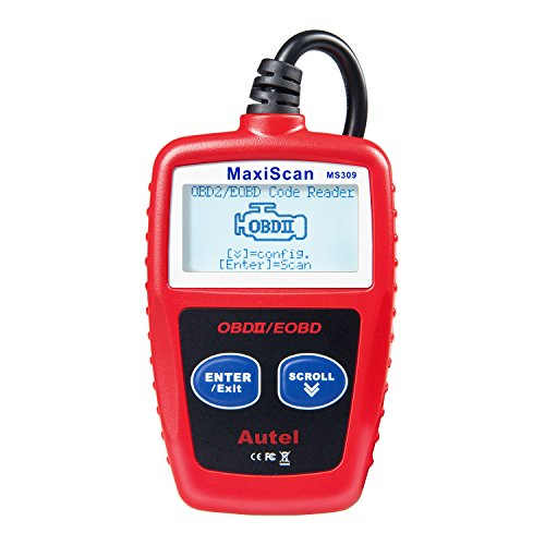 Autel MaxiScan Diagnostic Scanner Scan Engine