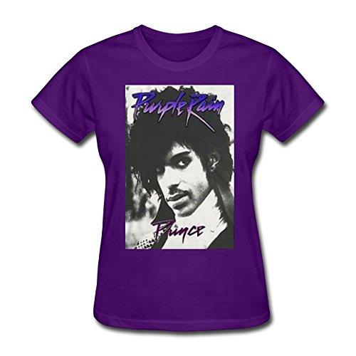Ladies Prince Purple Rain Vintage