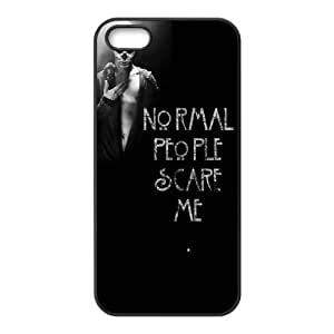 Lycase(TM) American Horror Story Customized Cell Phone Case, American Horror Story Iphone 5,5S Protective Case